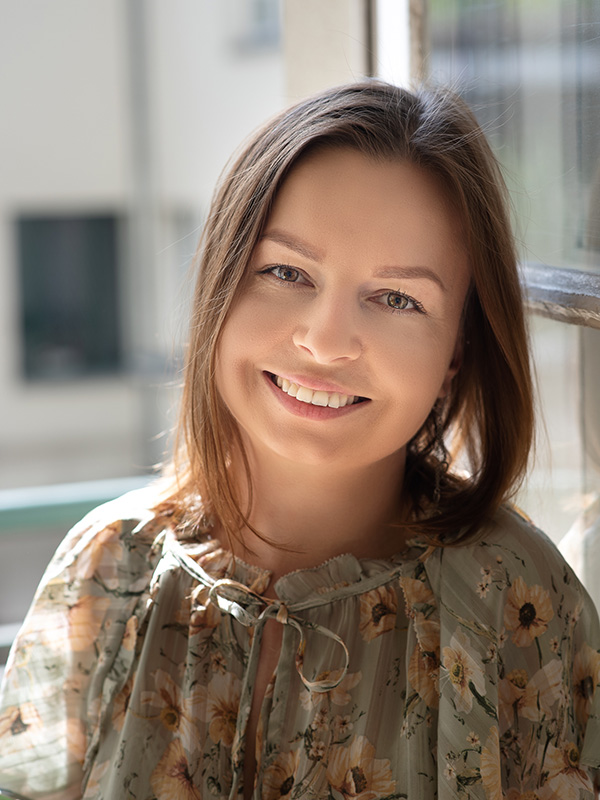 mgr Anna Skrońska