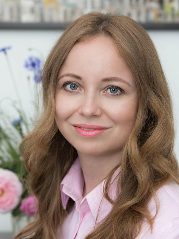 mgr Justyna Kordowiecka – Żmijewska